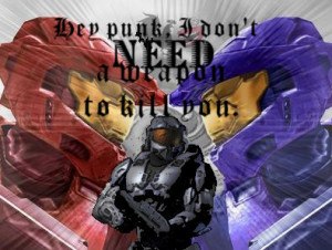 Great RvB Quotes: Tex by Codemidnight