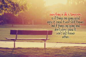 ... from your life. People never really leave.. their roles just change