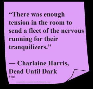Charlaine Harris ♥ #Quote #Author #Humor