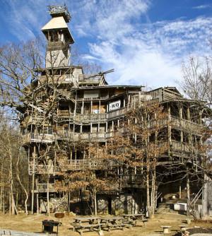 Tree Houses World Most Amazing