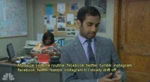 Seven Hilarious Tom Haverford Quotes That'll Keep You Laughing