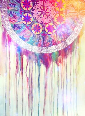 ... , girl, paint, painting, perfect, rainbow, woman, hunterofspells