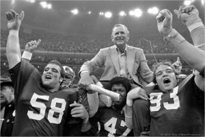 "This Day In Sports History (November 28th) — Paul ""Bear"" Bryant"