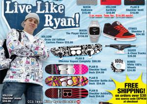 Ryan Sheckler - ryan-sheckler Photo