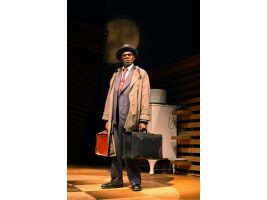 ... as Willy Loman in Death of a Salesman at South Coast Repertory