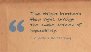 The Wright Brothers Flew Right through The Smoke Screen Of ...