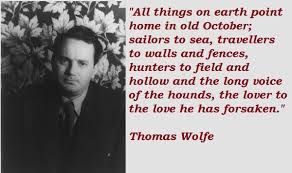thomas wolfe quotes - Google Search