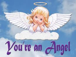 ... in return makes your wings grow even wider you are someone s angel