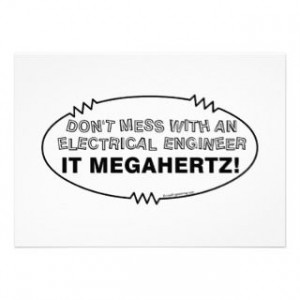 Electrical Engineer Funny T Shirts, Electrical Engineer Funny Gifts