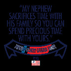 USGC -Proud Aunt - My Nephew Sacrifices