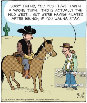 old west cartoons, old west cartoon, old west picture, old west ...