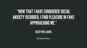 Social Anxiety Disorder Quotes