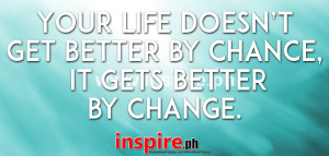 Change Quotes and Sayings About Life