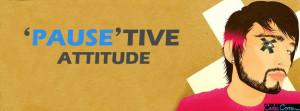 Positive Attitude Facebook Covers