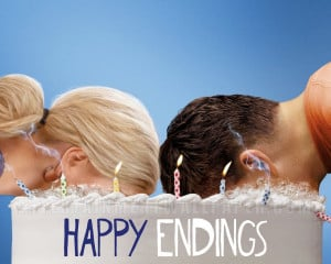 happy endings for you silly the show happy endings p