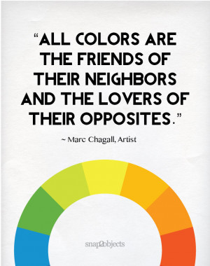... the friends of their neighbors and the lovers of their opposites