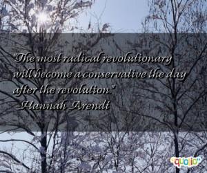 Revolutionary Quotes