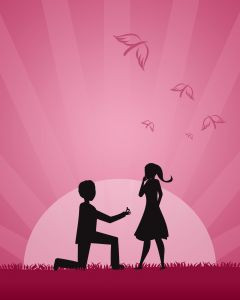 ... can find romantic marriage proposal ideas submitted by site visitors