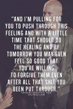 Eminem quote from