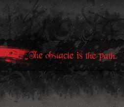 Grunge Zen Quote Wallpaper - Cool Zen Proverb Wallpaper with Grunge ...