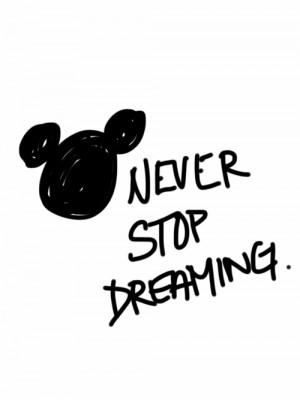 quotes words mickey mouse disneyland disney world message advice Walt ...