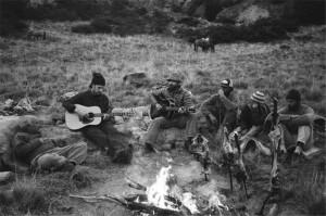 Mason Jennings, James Mercer and the 180 South Crew by Emmett Malloy