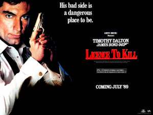 James Bond Quotes - Licence To Kill