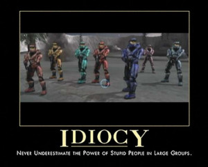 Halo life lessons lol