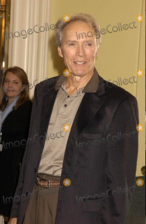 Brian Helgeland Picture Clint Eastwood Mystic River Photocall at