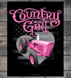 Country Girl Posters | Country Boy Posters