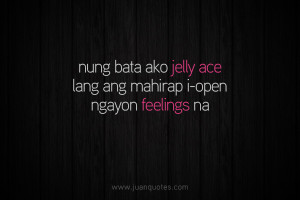 Funny Tagalog Quotes...