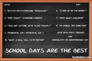 Filed Under: Cool Tagged: School days , Students