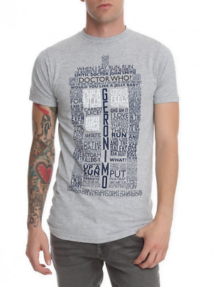 ... quotes t shirt sku 10097504 $ 20 50 doctor who tardis quotes t shirt