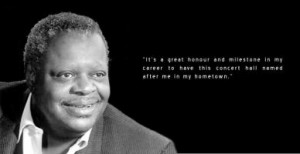 Oscar Peterson's Profile