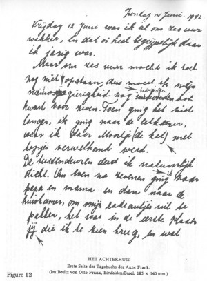 The Diary Anne Frank Quotes...