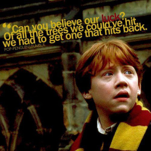 Search results for ron weasley quotes