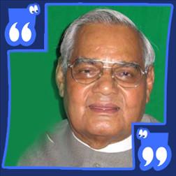 Atal Bihari Vajpayee Indian Quotes