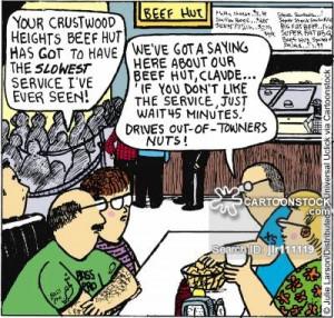 Service cartoon, funny, Restaurant Service picture, Restaurant Service ...