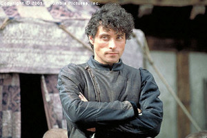 Rufus Sewell as Count Adhemar in A Knight's Tale