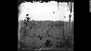 ... Battle of Gettysburg. That battle was considered a turning point of