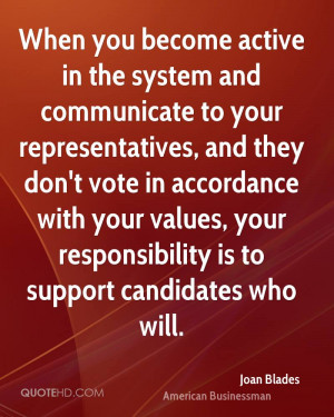 When you become active in the system and communicate to your ...