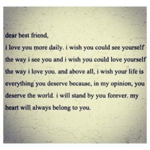 best friend quotes | via Tumblr