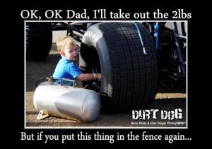 Racing humor... :)