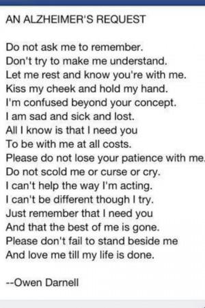 Alzheimer,s quote