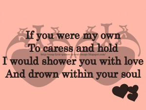 All I've Ever Wanted - Mariah Carey Song Lyric Quote in Text Image