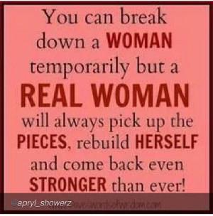 Real women