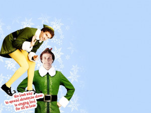 Buddy The Elf Twitter Backgrounds