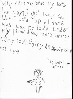 Funny Tooth Fairy Quotes Picture