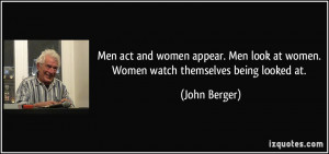 More John Berger Quotes
