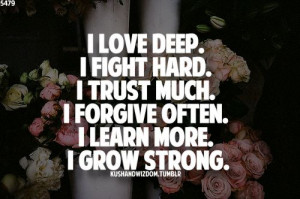 ... quotes about love quotes followm truths pink rose pink floral fight
